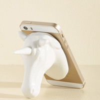 Of Mythical Prop-ortions Phone Stand | Mod Retro Vintage Electronics | ModCloth.com