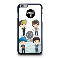 5 SECONDS OF SUMMER 5SOS CARTOON iPhone 6 / 6S Plus Case