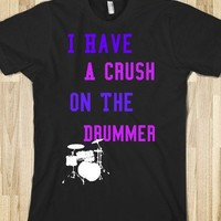 Crush on the Drummer