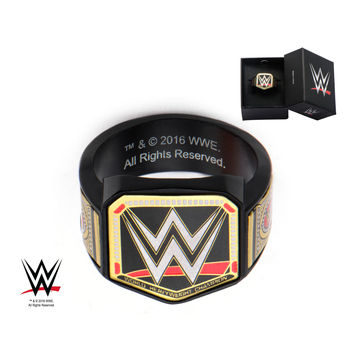 WWE CHAMPIONSHIP TTLE RING S11