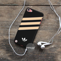 Adidas Art Strip Black iPod Case Cover Series