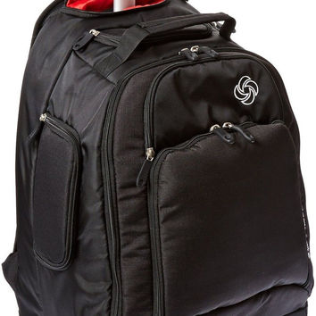 Samsonite Luggage Mvs Spinner Backpack Black One Size