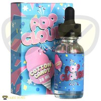 Cotton Candy Pop Clouds E-Juice Deals 60ml