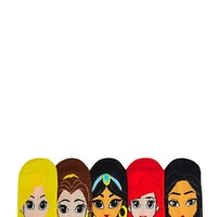 Disney Princess Socks - 5 Pack