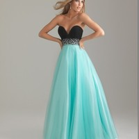 Beaded Romantic Flowy Skirt Ruched Sweetheart Ball Gown Water Blue Prom Evening Dresses [RL-ED1223a] - $270.00 : Roman Love Wholesale Custom Made Wedding Dresses Evening Dresses Cocktail Dresses Prom Gowns Shop