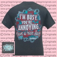 Search Results : Girlie Girl™ Originals - Great T-Shirts for Girlie Girls!