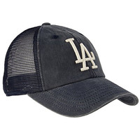 Los Angeles Dodgers - Logo Raglan Bones Adjustable Baseball Cap