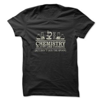 Chemistry Is Like Cooking