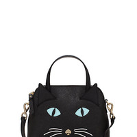 Kate Spade Cat's Meow Cat Small Maise Black Multi ONE