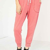 Margot Cozy Cropped Jogger Pant-