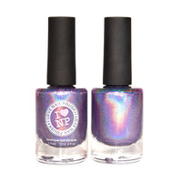 Amanda Hugginkiss - Purple Ultra Holographic Nail Polish