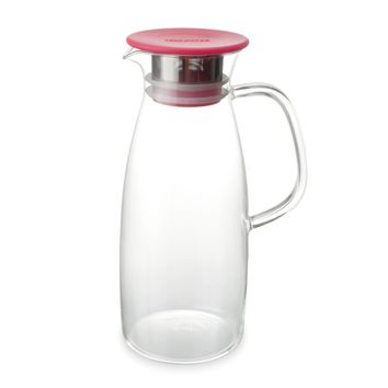 50 Ounce Glass Iced Tea Pitcher
