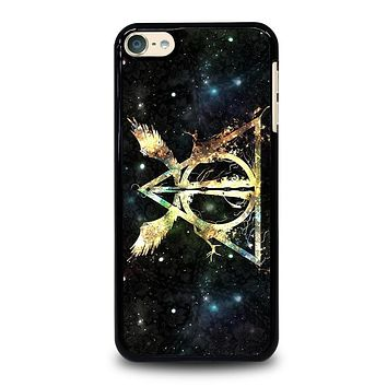 DEATHLY HALLOWS HARRY POTTER ICON iPod 4 5 6 Case