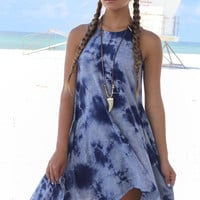 Smooth Talker Tye Dye Dress