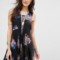 Free People Lovely Day Printed Tunic Dress at asos.com