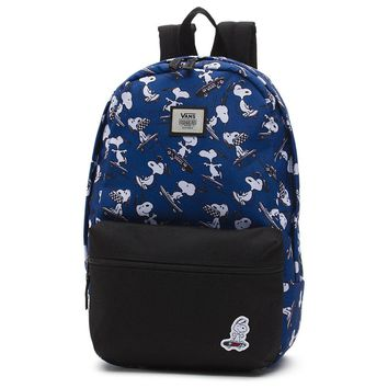 VANS - X PEANUTS CALICO SMALL BACKPACK