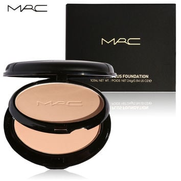 MRC Soft and Gentle Powder Face Powder Make up Brighten Mineralize Skin Finish Studio Fix Po Translucent Powder ContourPalette