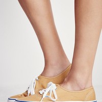 Free People Authentic Lace Up Sneaker