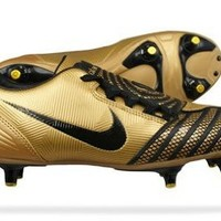 Amazon.com: Nike Total 90 Shoot II SG Mens soccer Boots / Cleats - Gold: Shoes