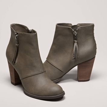 AEO Double Zip Bootie | American Eagle Outfitters