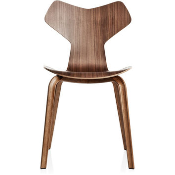 grand prix chair with wood legs