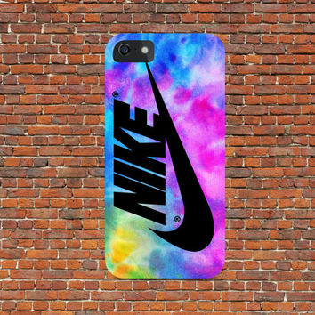 Nike Logo Pastel Tie Dye for all phone device