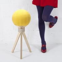Dandelion Stool from DesignK | Made By Byung / DesignK | £230.00 | BOUF