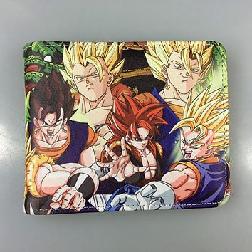 Dragon Ball Z Wallets Gift 2