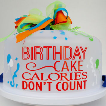Cake Carriers,Birthday Cake Carrier,Cake Container,Baked Goods Carrier,Cake Carrier With Vinyl,Cake Holder,Baked Goods Holder,Kitchen Gifts