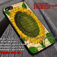 Dictionary Art Sunflower Vintage Victorian iPhone 6s 6 6s+ 6plus Cases Samsung Galaxy s5 s6 Edge+ NOTE 5 4 3 #art ii