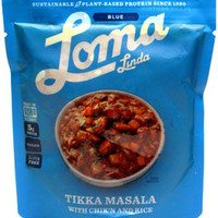 Chik'n Tikka Masala with Rice by Loma Linda Blue – VeganEssentials Online Store