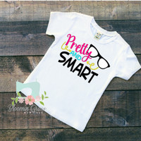 Pretty and Smart, Vinyl Shirt