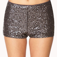 Dazzle 'Em High-Waisted Shorts | FOREVER 21 - 2000110047