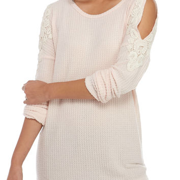 TRUE CRAFT Crochet Cold Shoulder