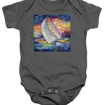 Sailing Boat - Baby Onesuit