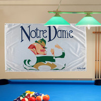 Notre Dame Fighting Irish WinCraft College Vault Logo Deluxe Single-Sided 3' x 5' Flag