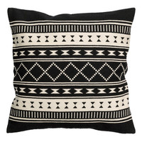 H&M Jacquard-weave cushion cover £12.99