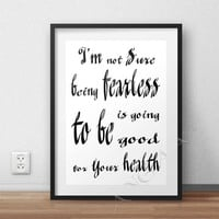 Harry Potter and the Cursed Child, Quote, ALbus Dumbledore quote, Instant download, Digital Poster, Home decor, Nursery decor, Download