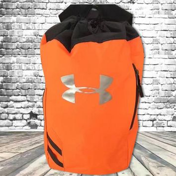Under Armour Fashion Sport Drawstring Shoulder Bag Travel Bag Backpack-1