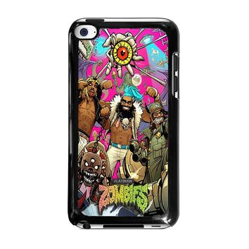 FLATBUSH ZOMBIES iPod Touch 4 Case Cover