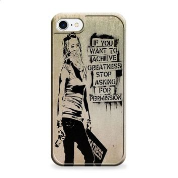 Banksy Art 1 iPhone 6 | iPhone 6S case