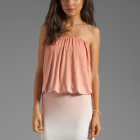 Young, Fabulous & Broke Sydney Ombre Maxi in Terra from REVOLVEclothing.com