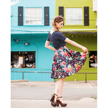 evangeline clothing THE YORKSHIRE SKIRT