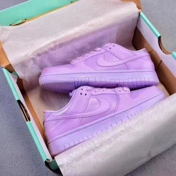 Nike Dunk Low Purple Women Sneaker 92180300