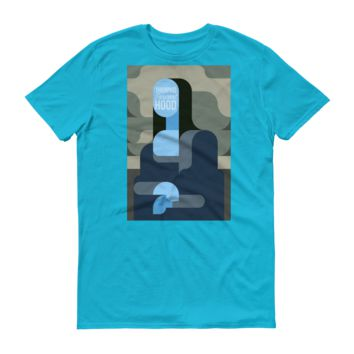 Hey Mona Lisa Unisex T-Shirt
