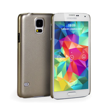 Hard Case Metallic Color for Samsung Galaxy S5