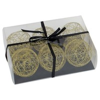 Crinkle Wire Balls
