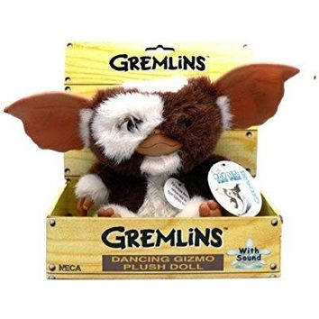 "NECA GREMLINS Movie Gizmo Mogwai Dancing Musical 8"" Plush Toy Doll Figure NEW - Walmart.com"