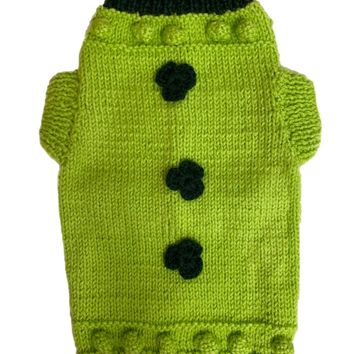 Jardin Hand-knitted Jumper