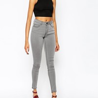 Just Female Stroke High Rise Skinny Jeans